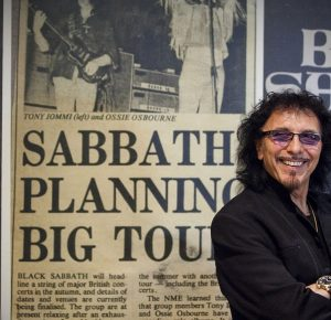 Tony Iommi Home of Metal Fox - Wikimedia